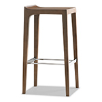 vanish stool  - Bernhardt Design