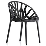vegetal stacking chair  -