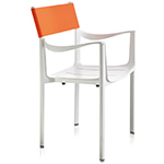 venice stacking chair two pack  -