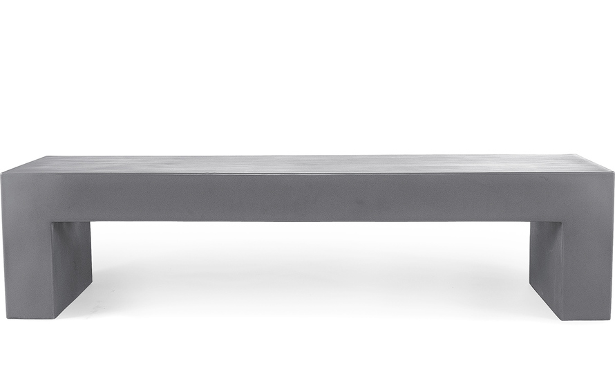 vignelli big bench