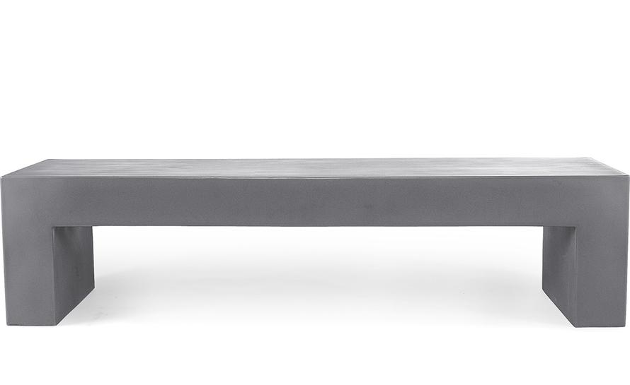 vignelli big bench