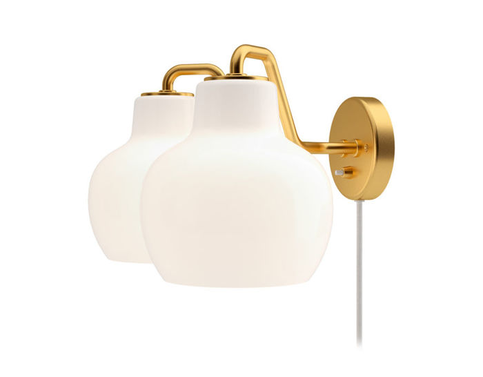 vl ring crown double wall lamp