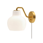 vl ring crown single wall lamp  - Louis Poulsen
