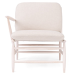 von chair one arm  -