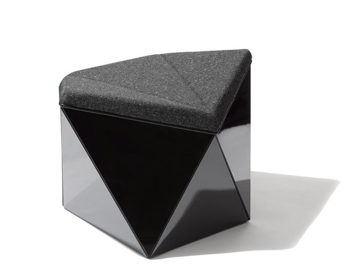 washington prism™ ottoman
