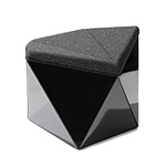 washington prism ottoman  - Knoll