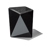 washington prism side table  - Knoll