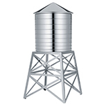 water tower container  - Alessi