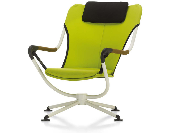 Waver lounge chair for Chair one grcic