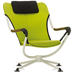 waver lounge chair - Konstantin Grcic - vitra.