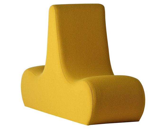 panton welle 1 low lounge seating