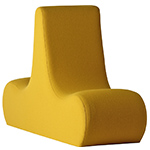 panton welle 1 low lounge seating  -
