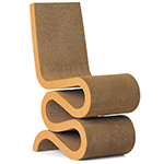 wiggle chair - Frank Gehry - vitra.