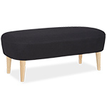 wingback long ottoman - Tom Dixon - tom dixon
