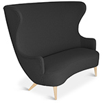 wingback sofa - Tom Dixon - tom dixon