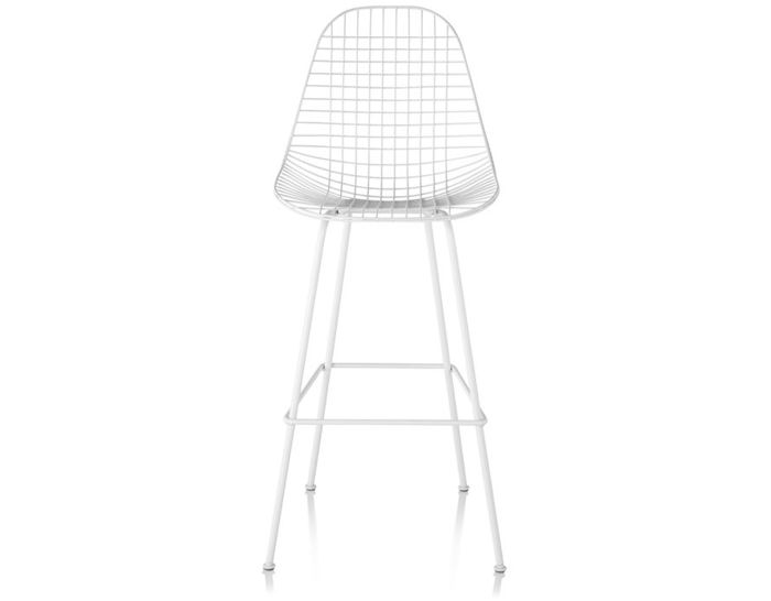 eames® wire stool outdoor
