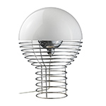 panton wire table lamp - Verner Panton - VerPan