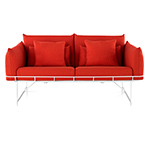 wireframe 2-seat sofa  -