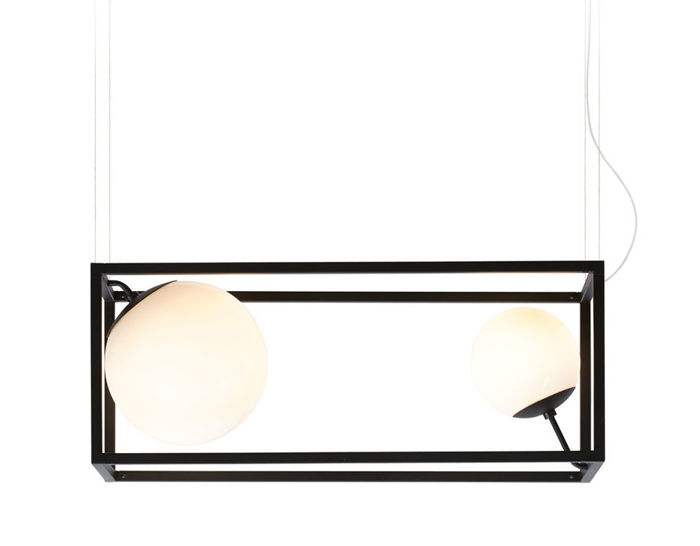 witt 2 led suspension lamp