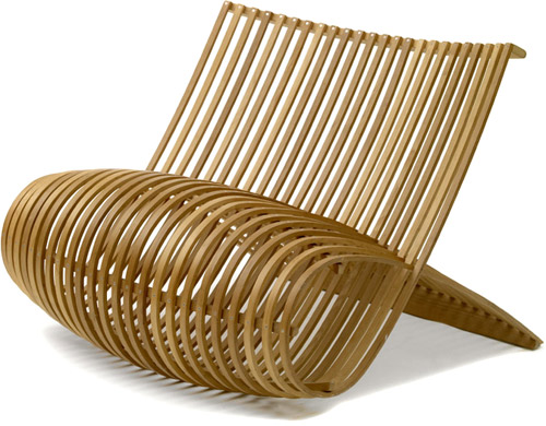 Wooden chair for Modern wood chair