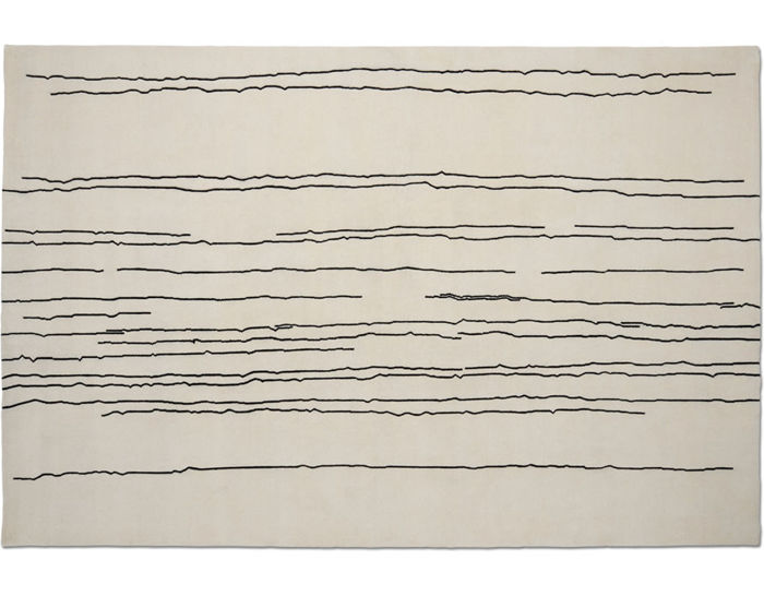 carl hansen woodlines rug