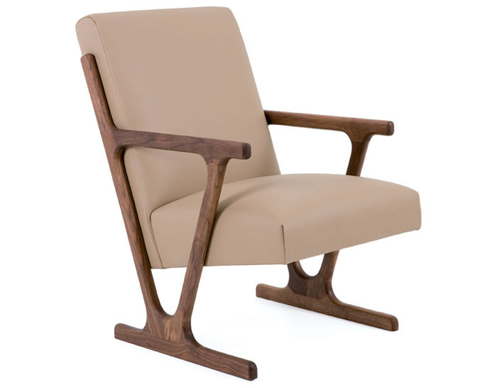 woody lounge chair 228