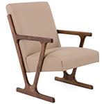 woody lounge chair 228 - Ozdemir & Caglar - de la espada