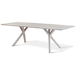 xy rectangular dining table  -