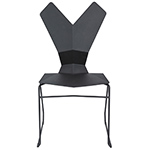 y chair with stacking base 2 pack