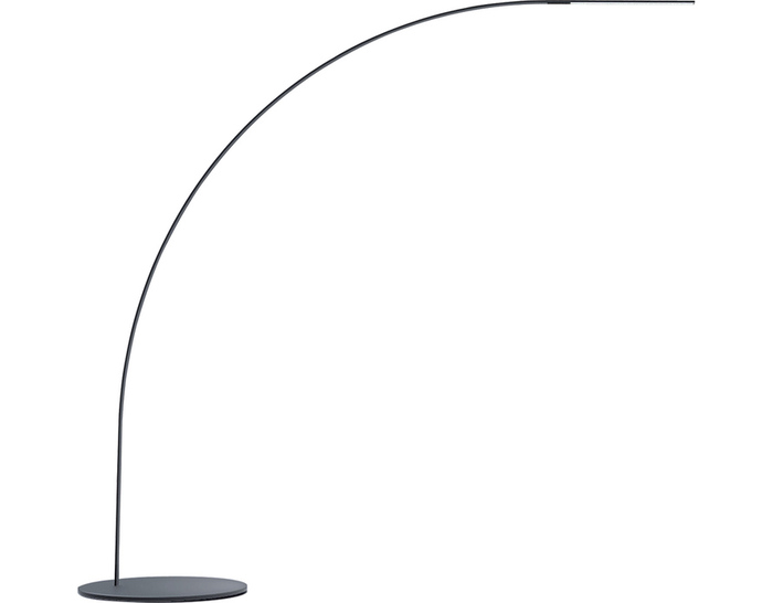 Yumi floor lamp hivemoderncom for Yumi led floor lamp