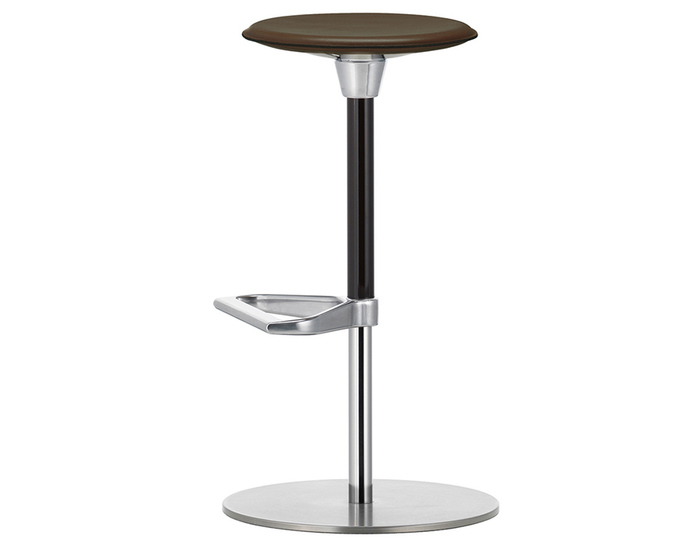 Zeb Stool Leather Hivemodern Com