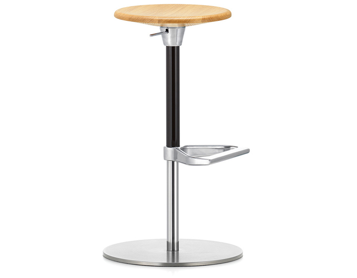 zeb stool wood
