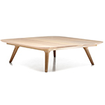 zio square coffee table 110  -